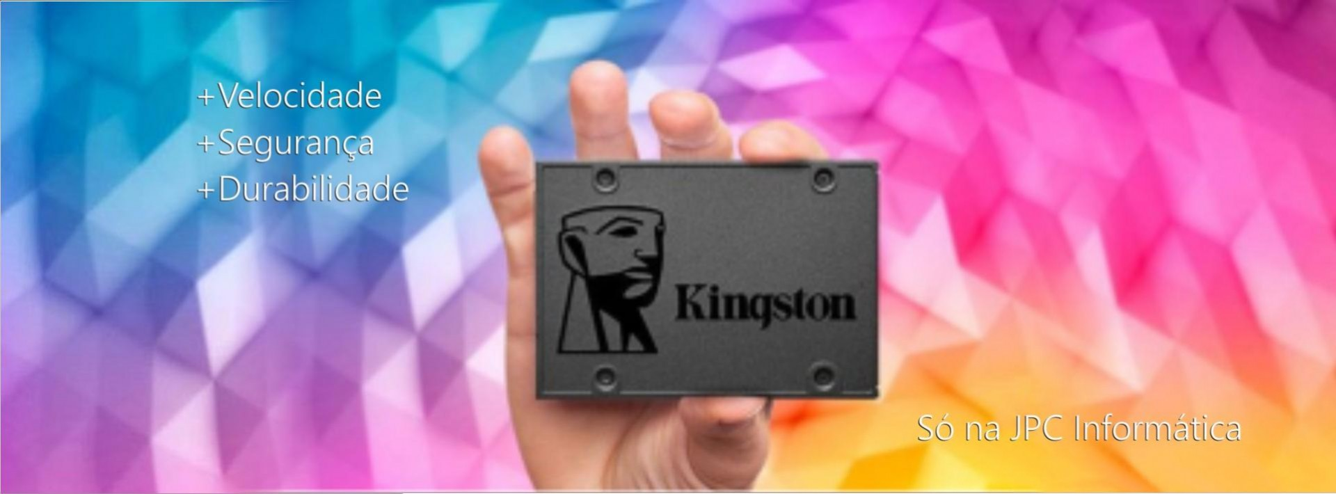 HD SSD Kingston