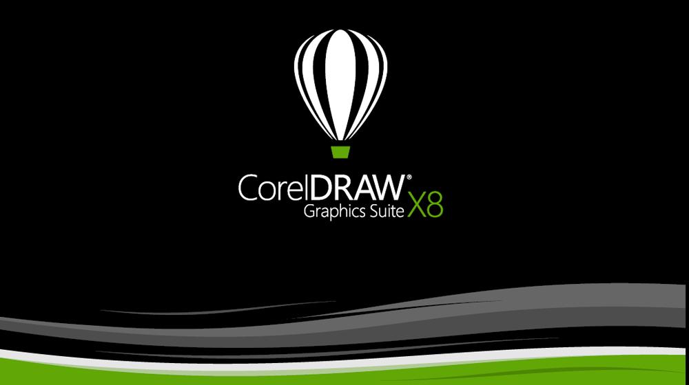 COREL X8 TELA DE LOGIN
